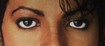MJ's Beautiful eyes