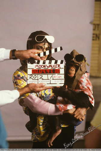 MJJ^^ Leave me alone shoot