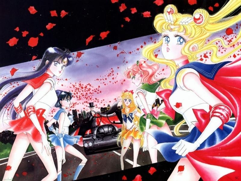 Sailor Senshi Images Manga Sailor Senshi Hd Wallpaper And Background Photos