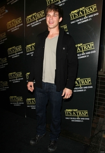 Matt Lanter @ Family Guy Launch
