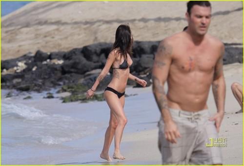 Megan & Brian in Hawaii