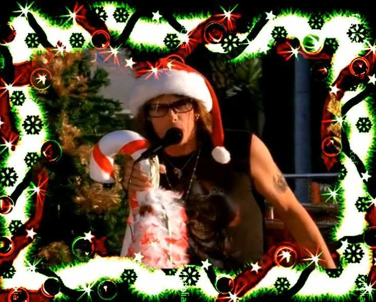 Steven Tyler Images Merry Christmas Hd Wallpaper And