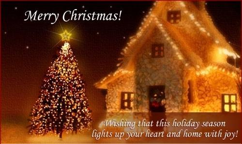 Merry क्रिस्मस dear Berni xx