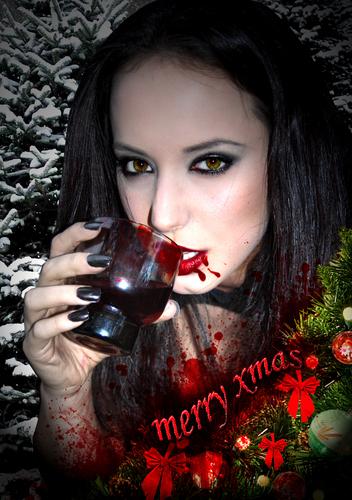 Merry Vamp クリスマス