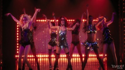 Movie Trailer - burlesque Screencap