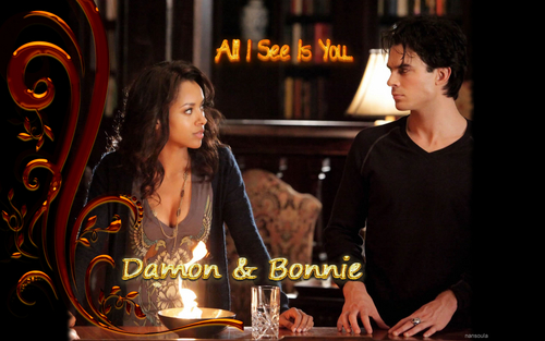 My first Bamon 壁纸 :D