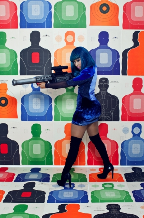 Nicki - XXL Magazine Outtakes (January 2011) - Nicki Minaj 463x700