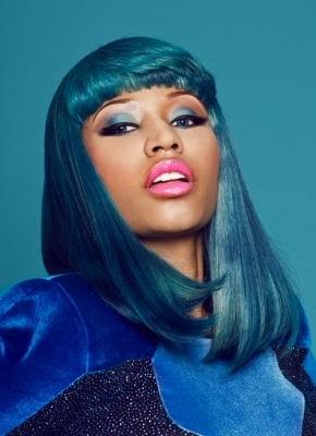 Nicki - XXL Magazine Outtakes (January 2011)