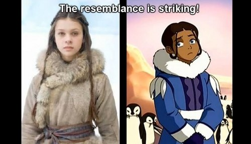 Nicola Peltz As Katara, BAD CHOICE HOLLYWOOD! u're so STUPID!