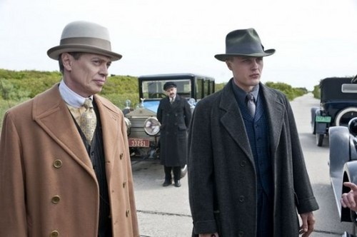 Nucky & Jimmy - boardwalk-empire Photo