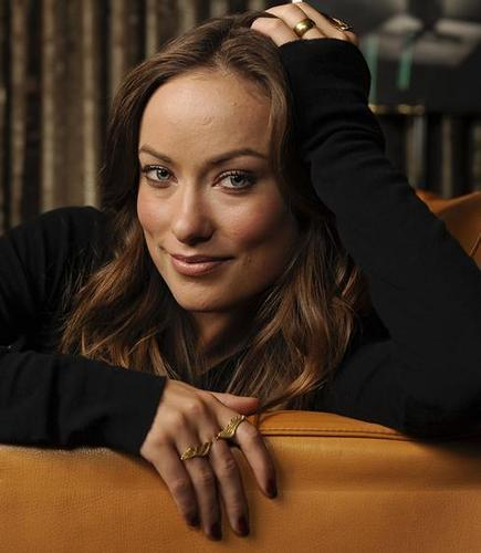 Olivia Wilde Portrait for USA Today