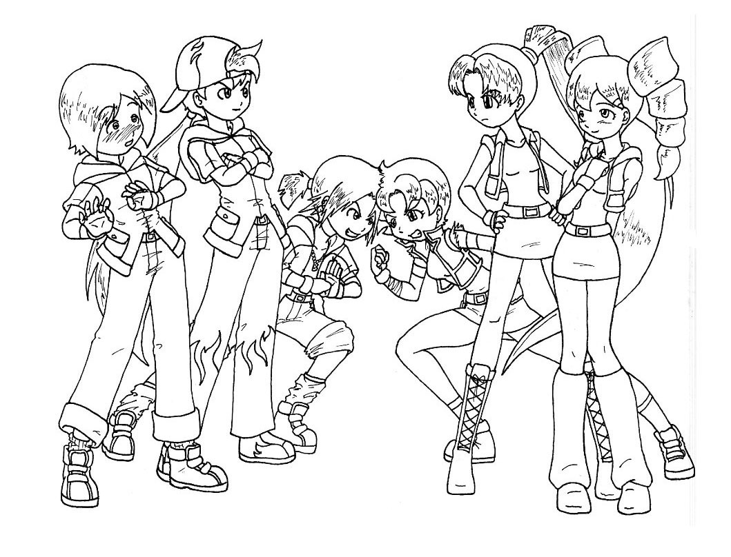 Powerpuff Girls Z And The Rowdyruff Boys Z Images Ppgz Vs Ppgz Coloring Pages