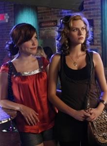 Peyton Sawyer & Brooke Davis