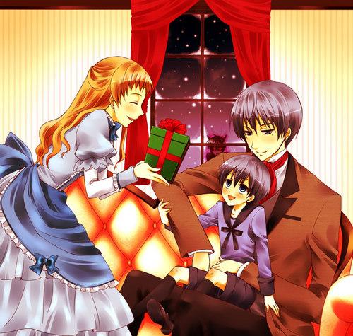 Phantomhive Family