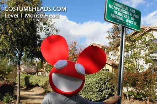 Phone Booth! - deadmau5 Photo