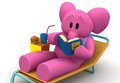 Pocoyo-Elly Lectura - pocoyo photo