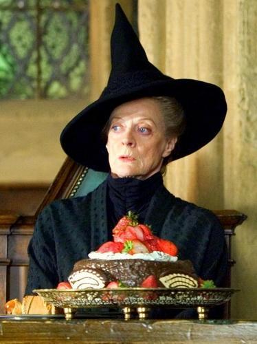 Hogwarts Professors wallpaper called Professor McGonagall
