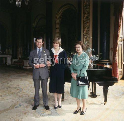 কুইন And Royal Couple