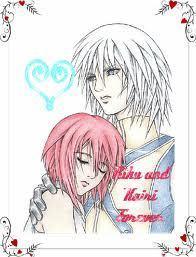 Riku and Kairi