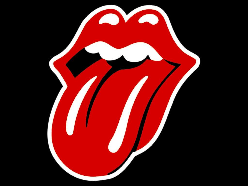 Rolling Stones kertas dinding