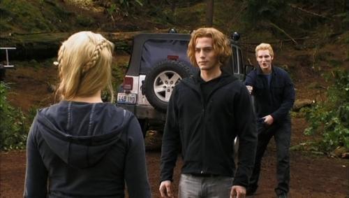 Rosalie, Jasper, Carlisle