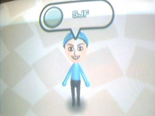 SJF as a Mii