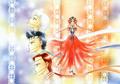 Sailor Stars & Princess Kakyuu