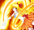 Sailor Venus Love Me Chain - sailor-senshi fan art