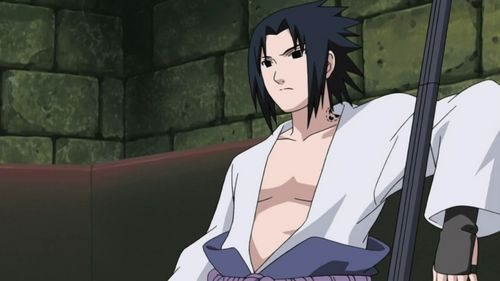 Sasuke Ichiwa fond d'écran probably containing a tabard and a surcoat, surcot titled Sasuke Uchiha