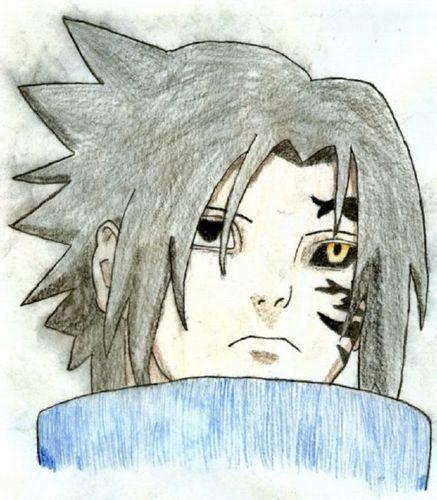 Sasuke's Curse mark