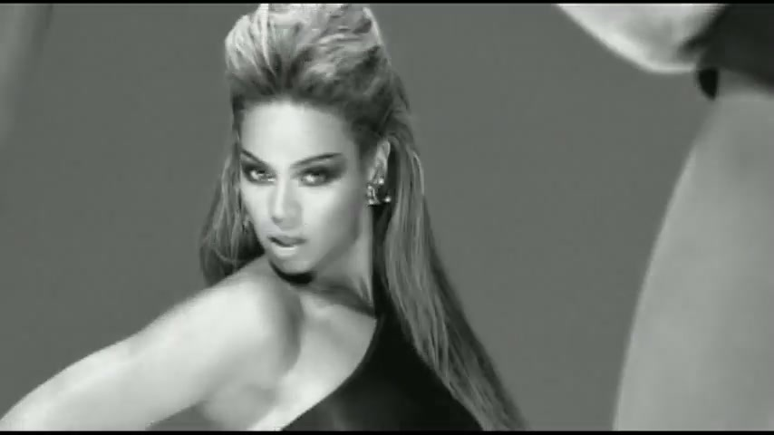 Beyoncé's Single Ladies dance to George Michael's Faith - YouTube