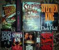 Some of Stephen King's buku