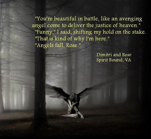 "Spirit Bound ""Angels fall"""