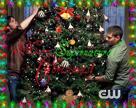 Supernatural Christmas!
