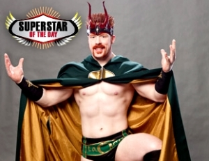 Superstar of the day - Sheamus o shaunessy
