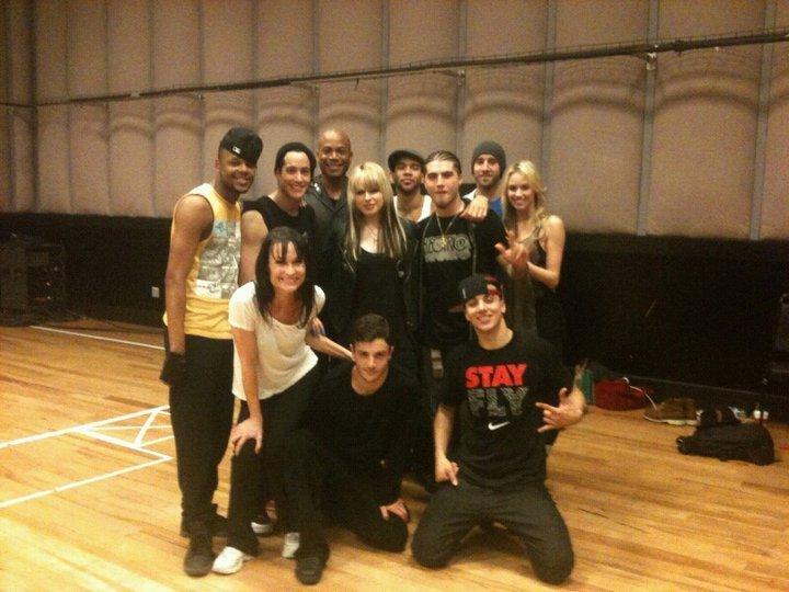TII dancers