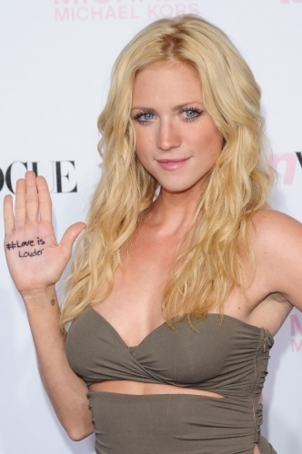 Brittany Snow Images Teen Vogue 8th Annual Young Hollywood Party  Wallpaper And Background Photos