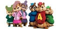 The Chipettes and The Chipmunks