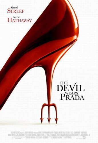 The Devil Wears Prada wallpaper called The Devil Wears Prada - Poster