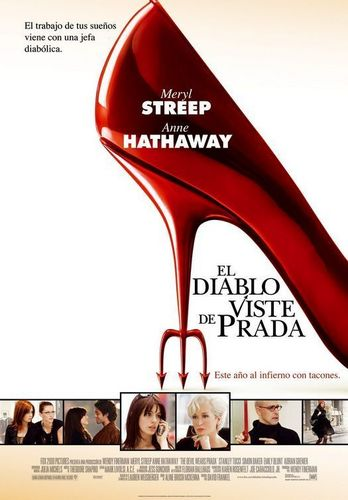The Devil Wears Prada wallpaper entitled The Devil Wears Prada - Poster