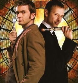 The Doctor & The Master
