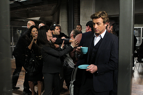 The Mentalist 3.11 - Bloodsport Promotional foto
