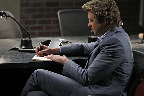The Mentalist 3.11 - Bloodsport Promotional foto's