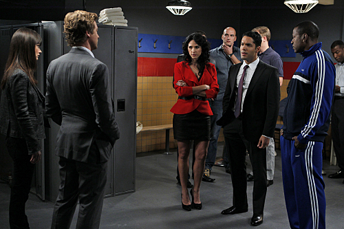 The Mentalist 3.11 - Bloodsport Promotional 照片