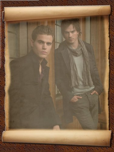 The Salvatore brothers