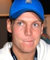 Tomas Berdych faces