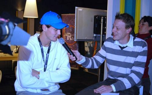 Tomas Berdych interview