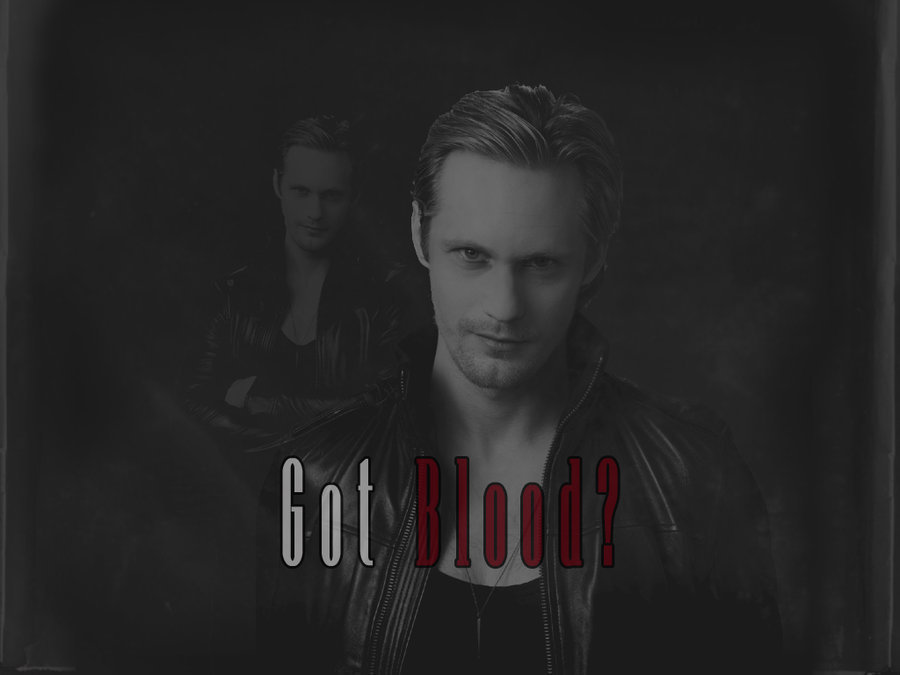 true blood wallpaper bill. True Blood Eric lt;3
