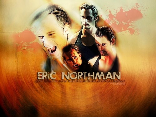 True Blood Eric <3 - true-blood Wallpaper