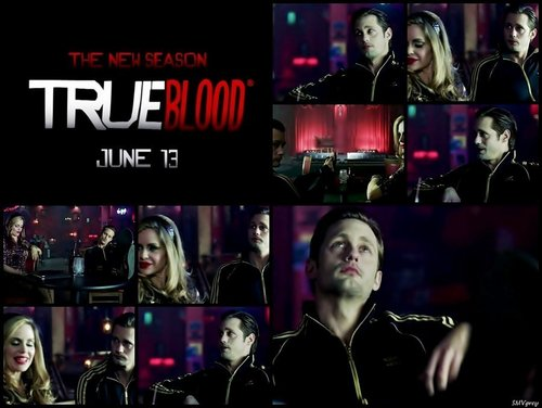 True Blood Eric and Pam